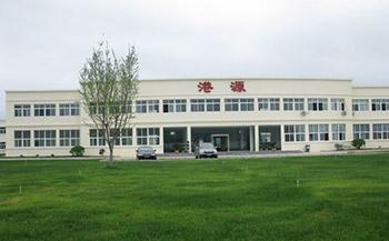 港源电子生产厂房全景图