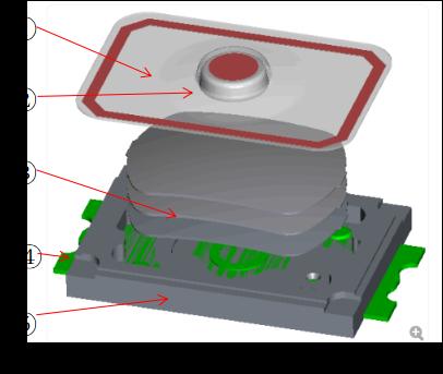 2*3 型号规格贴片轻触开关工作原理和结构