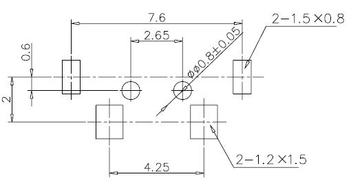 12v 转±100v 电路图