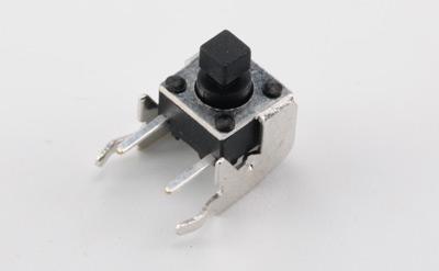 6*6侧卧式插件轻触开关