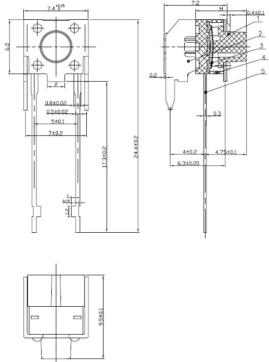 电路 电路图 电子 原理图 530_714 竖版 竖屏