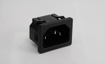 AC插座  DB-14-2CF