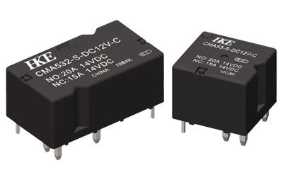 汽车继电器  CMA53-CMA532