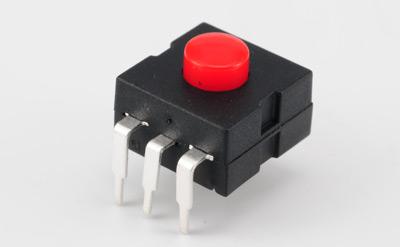 TS202系列手电筒按键开关