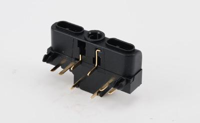 PJ-2033 SMT 2.5耳机插座