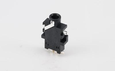 PJ-2578 沉板SMT 2.5耳机插座