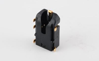 PJ-3174 超薄沉板SMT 2.5耳机插座