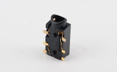 PJ-3566 SMT 2.5耳机插座