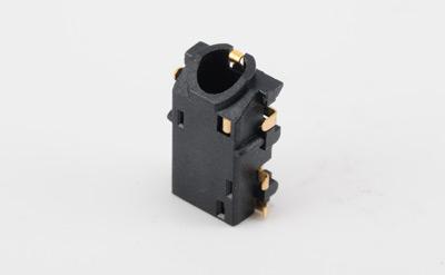 PJ-3579 超薄沉板SMT 2.5耳机插座