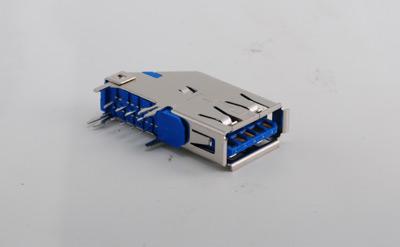 USB3.0 AF侧插90°