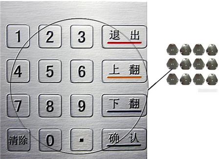 工业控制面板-锅仔片应用案例