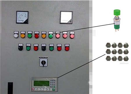 工业控制设备-KAN0651\KCD1-104应用案例锅仔片