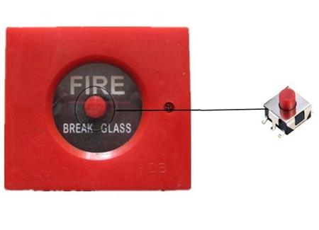 火警按钮-KAN0644应用案例