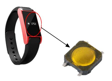 智能手环-KAN0342应用案例