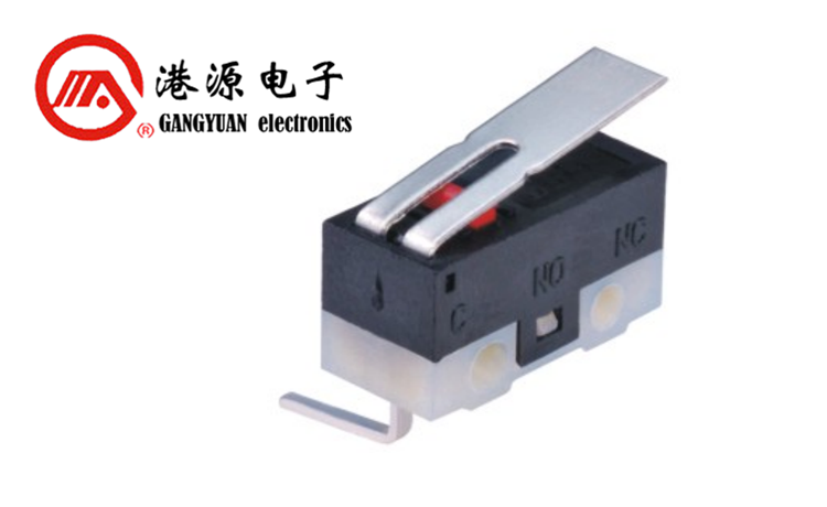 KW10-3Z-02 弯角  微动开关