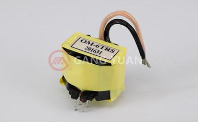 RM8立式直插(高频变压器)
