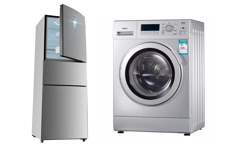 冰箱 空调 洗衣机按键轻触开关应用案例