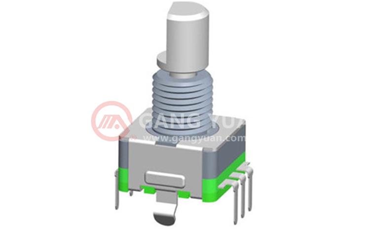 LED灯具调光控制板编码器