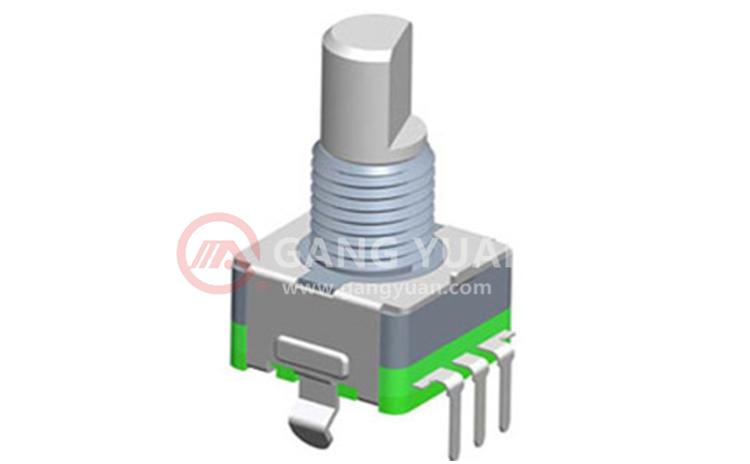 GE11金属轴增量式编码器