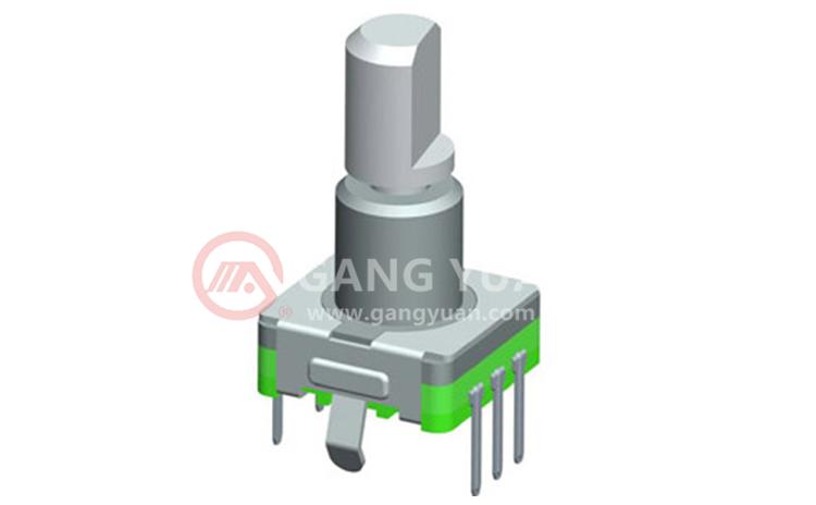 GE11插件式通用型开关编码器
