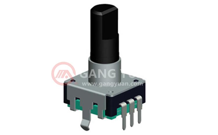 GE1202汽车旋钮编码器