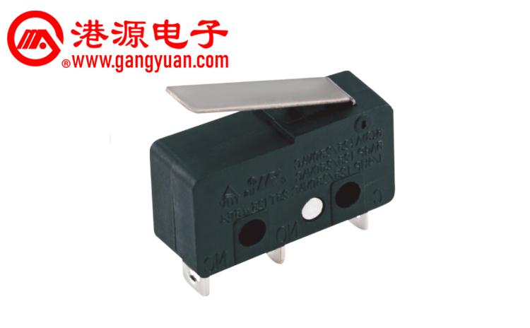 微动开关G15-06SN01-40-32