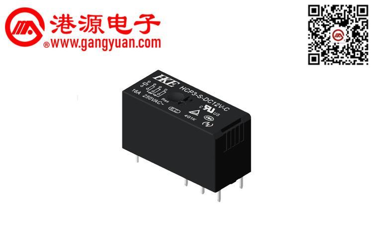 功率继电器HCP3