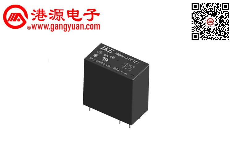 功率继电器 HRM4